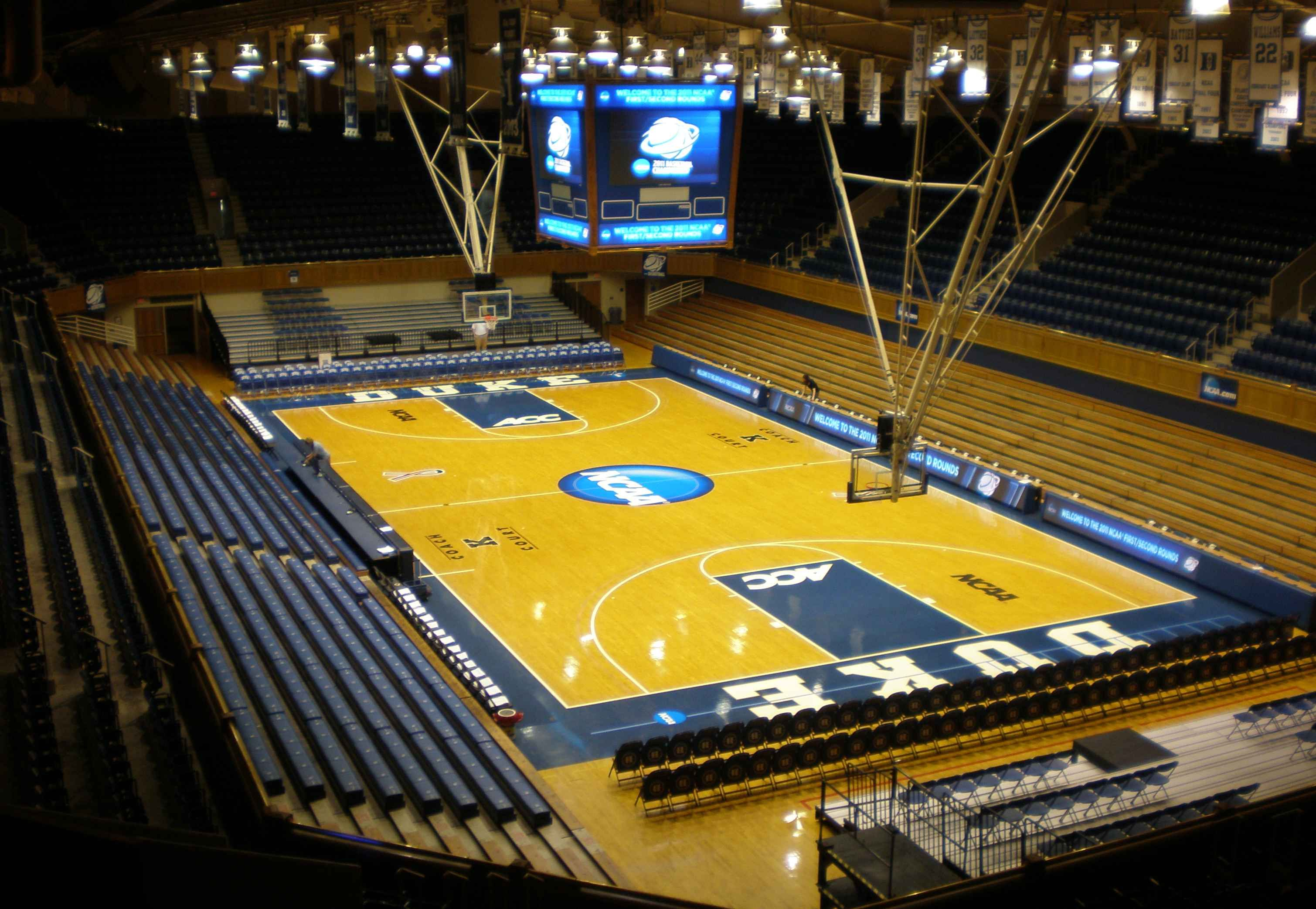 Cameron Indoor Stadium Duke Basketball Basketball Tickets Fsu Basketball