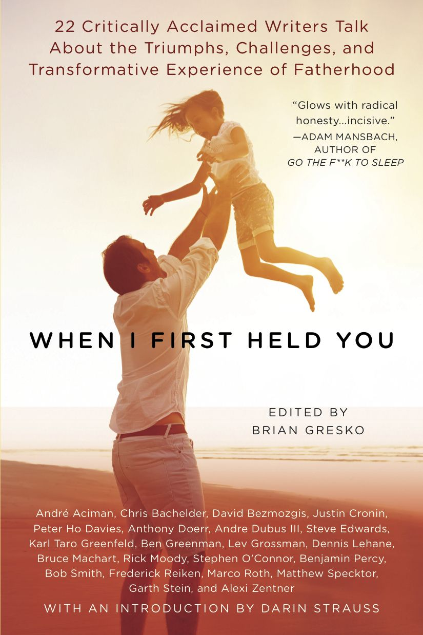 Book Buzz: When I First Held You