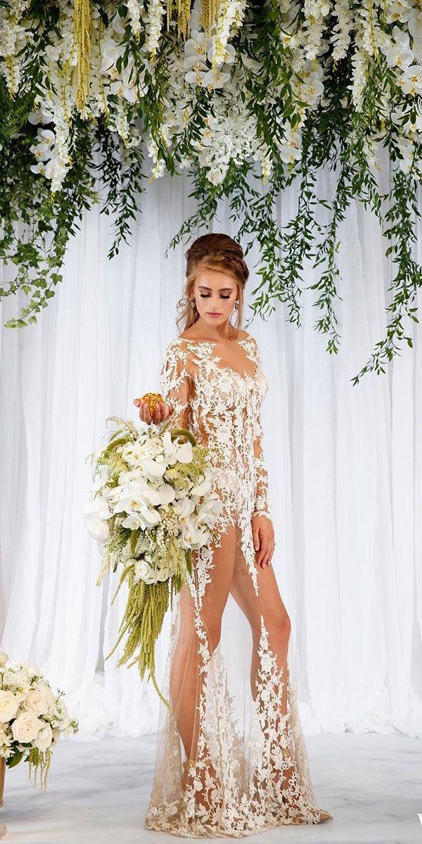 27 Unique & Hot Sexy Wedding Dresses