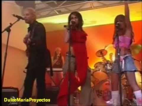 Rebelde Temporada 1 - RBD Canta Antro Solo Quedate En