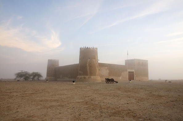 Qatar 01 Sitio arqueológico de Al Zubarah