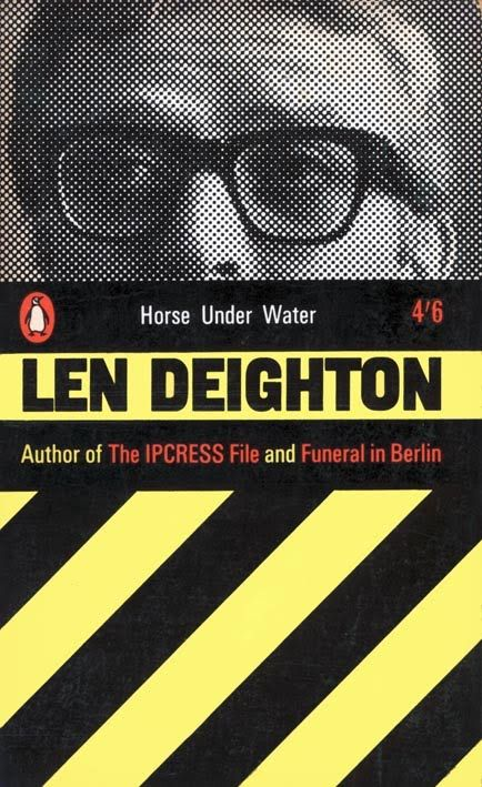 Design Len Berlin len leighton book covers penguin pelican rc lens