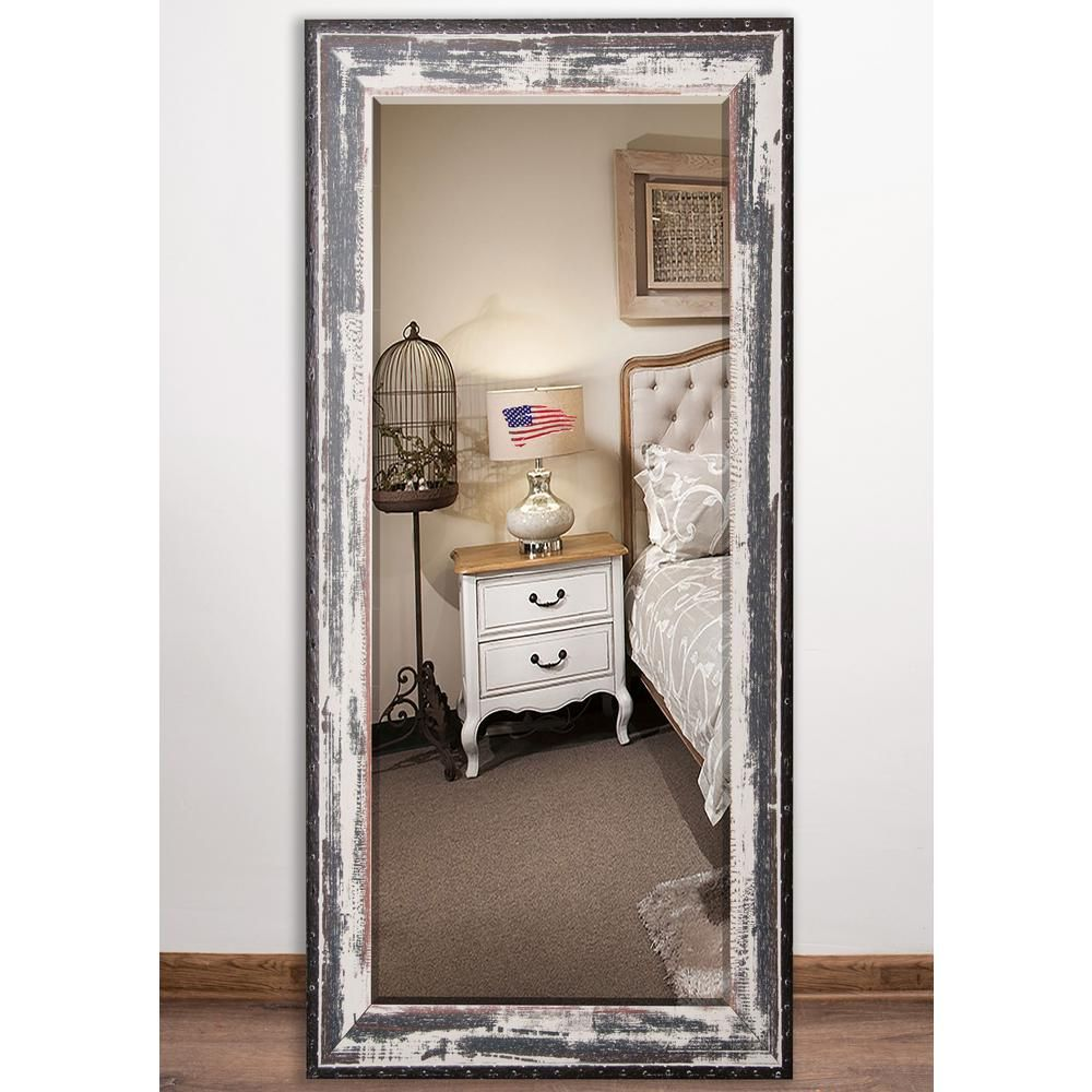 floor length mirror home depot