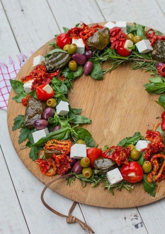 Photo of Crea tu stesso una ghirlanda di Natale commestibile – 35 idee per la tua tavola festiva …