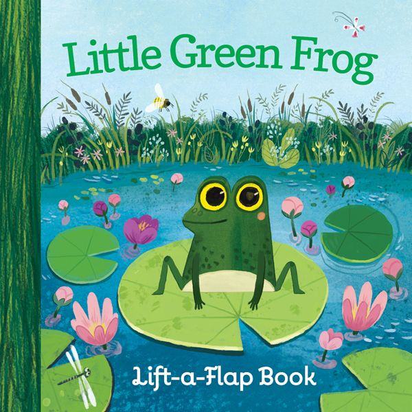 A Picture book about Little Green Frog