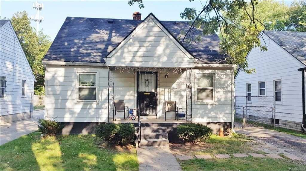 Detroit House For Sale  MLS# 217091867 - 12144 Auburn St, Detroit, MI 48228 - Downtown Realty  www.dtrdetroit.com  #dtrdetroit #realestate #forsale #realtor #detroit #michigan