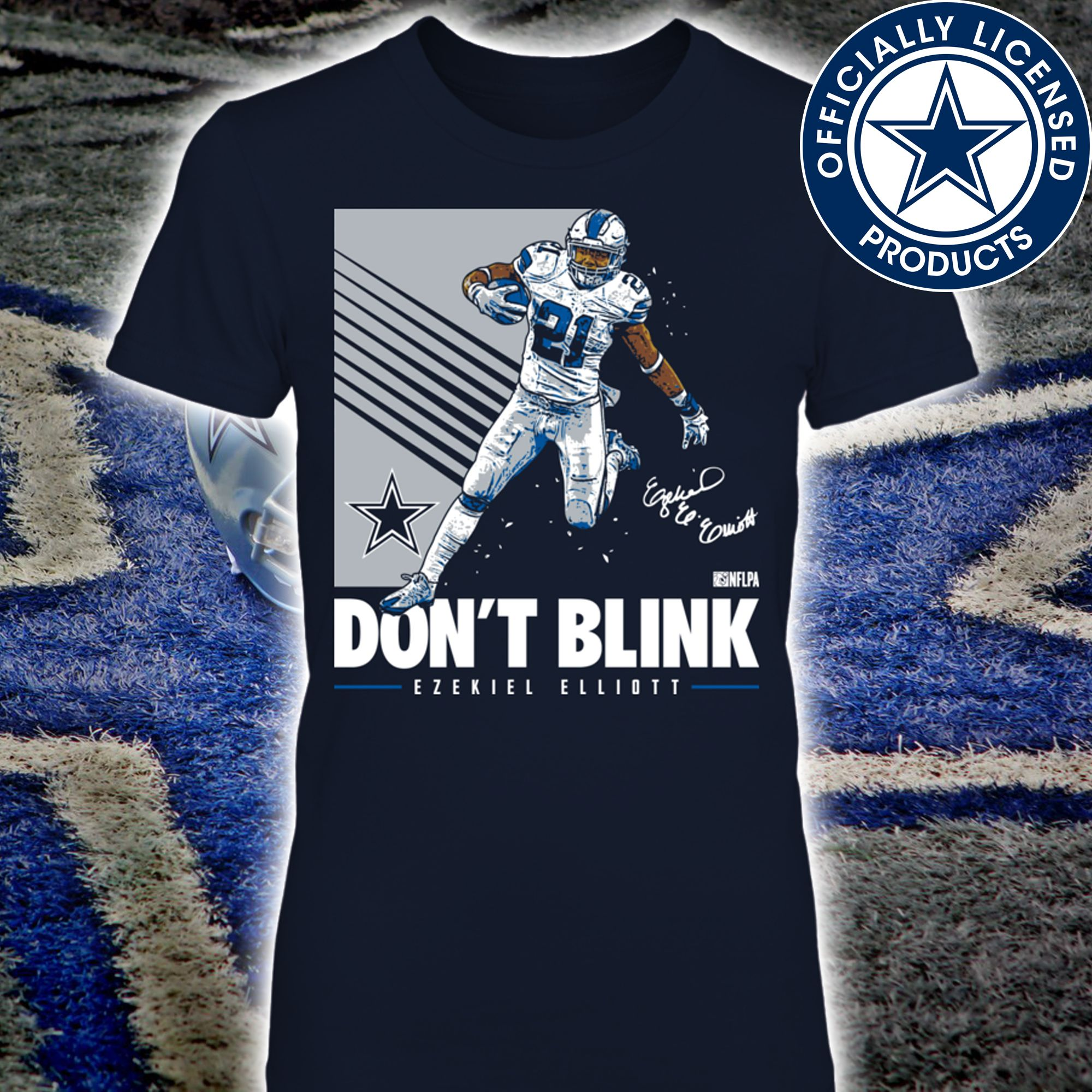 new arrival fdfed 86130 Ezekiel Elliott Official Apparel - this licensed gear is the ...