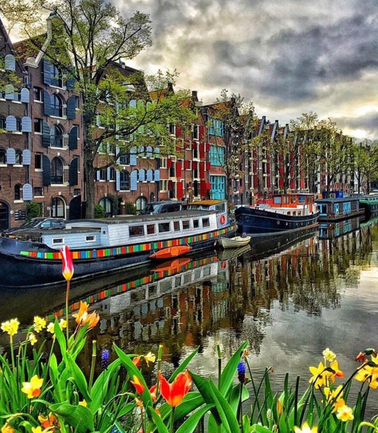 Foto de @c.bezerra fotos - Amesterdam.