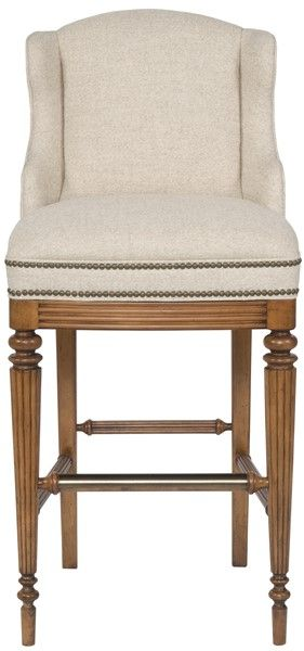 Vanguard Furniture V61 Bs Wing Bar Stool Vanguard