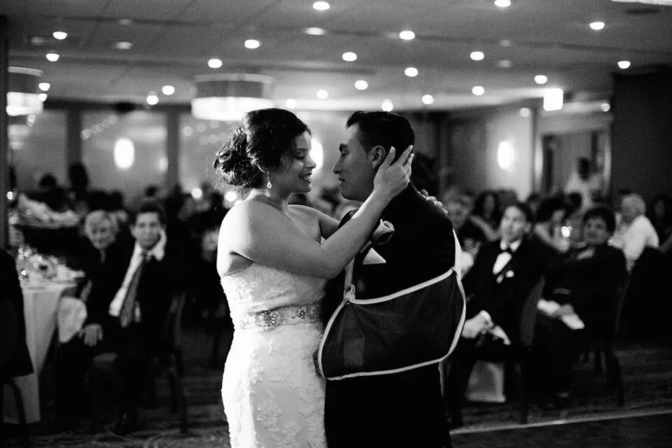 A Fall wedding with Mr. & Mrs. Temo Reyes.