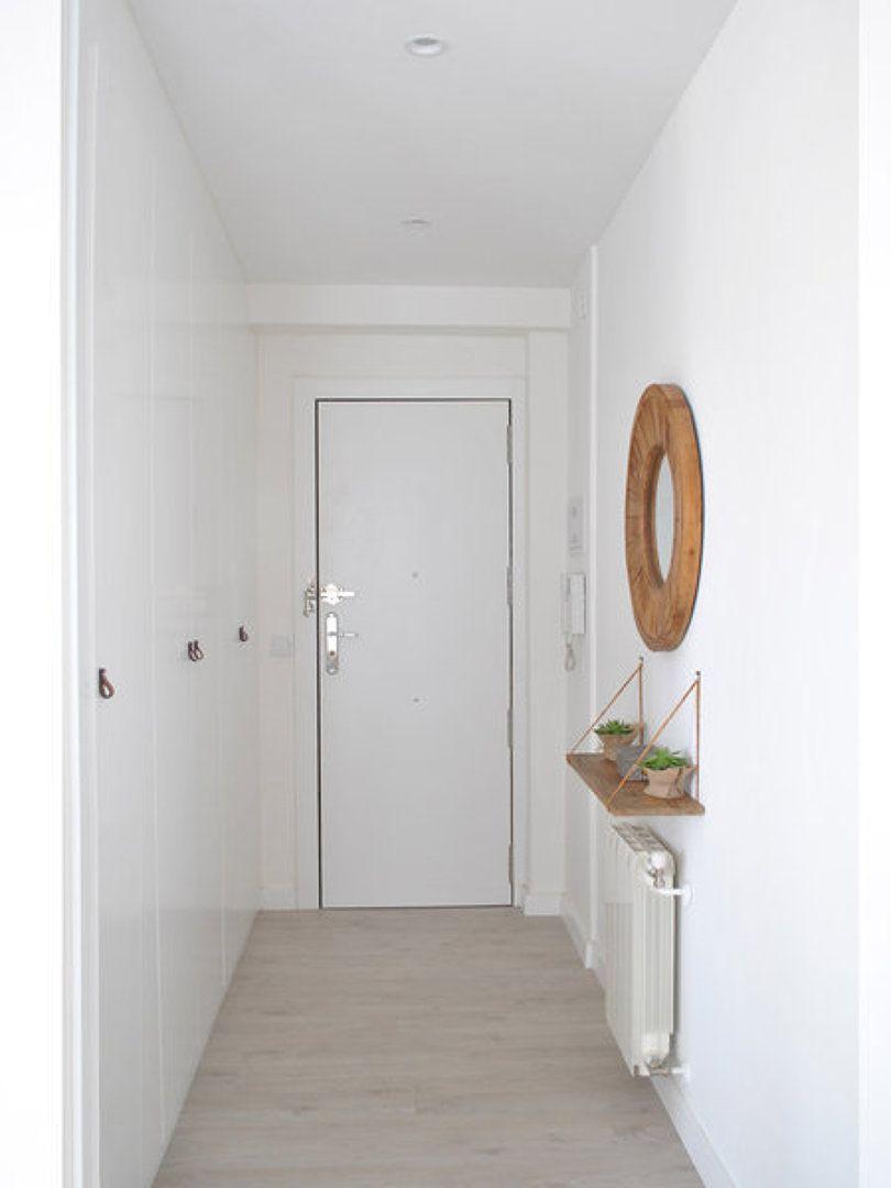 Puerta y armarios hall ideas para el piso armarios - Armario en el recibidor ...