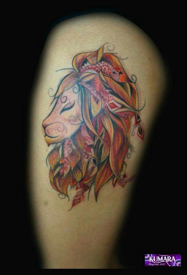 #tatuajeleon #elreyleon #tattulion