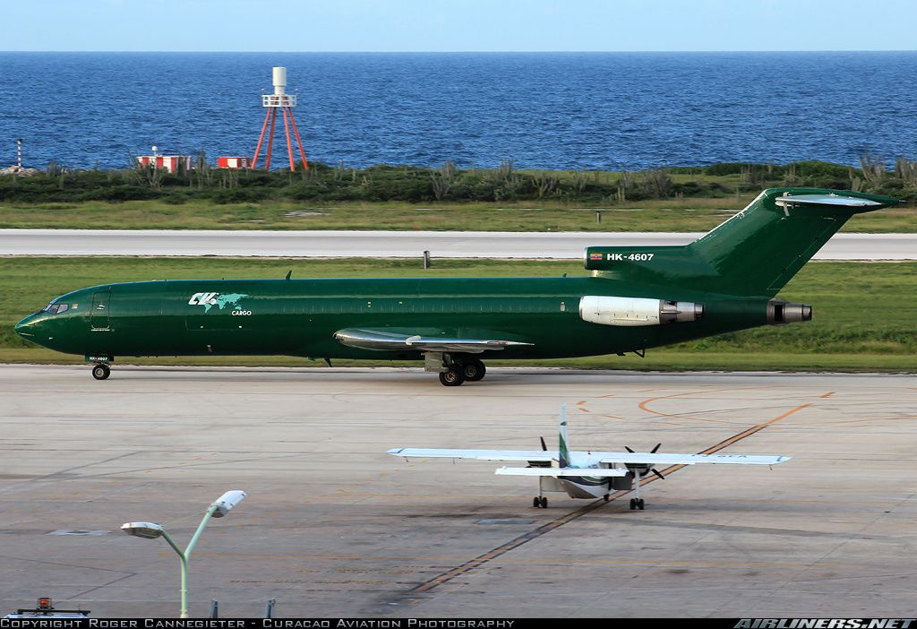 Boeing 727-259\/Adv(F) - CV Cargo Aviation Photo #2021908 - boeing aerospace engineer sample resume