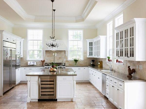 30 Modern White Kitchen Design Ideas And Inspiration  Kitchen Best White Kitchen Design Ideas Design Decoration