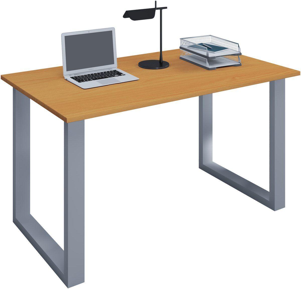 Premium Schreibtisch Lona Si Schreibtisch Buche Arbeitstisch