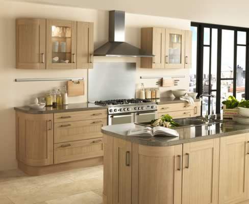 Light oak kitchen google search kitchen pinterest light oak light oak kitchen google search workwithnaturefo