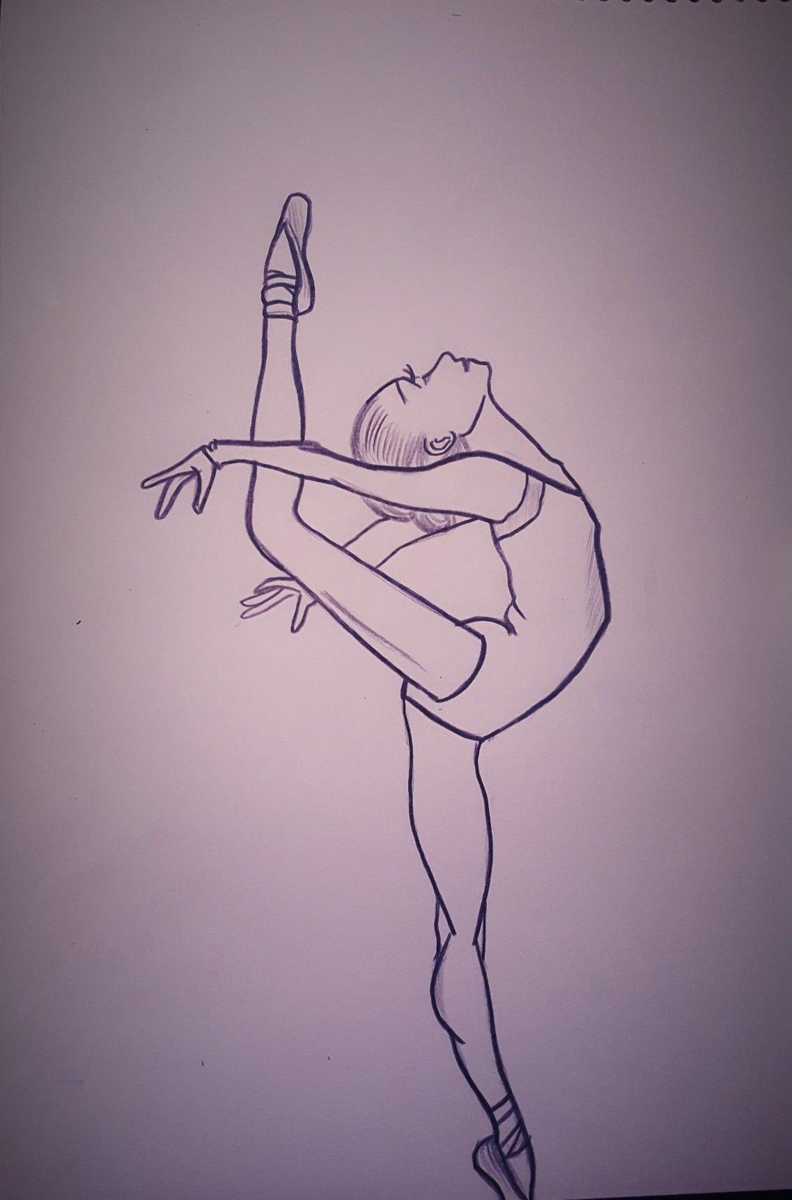 Drawing Art Ideas In 2019 Drawings Dancing Drawings Ballet