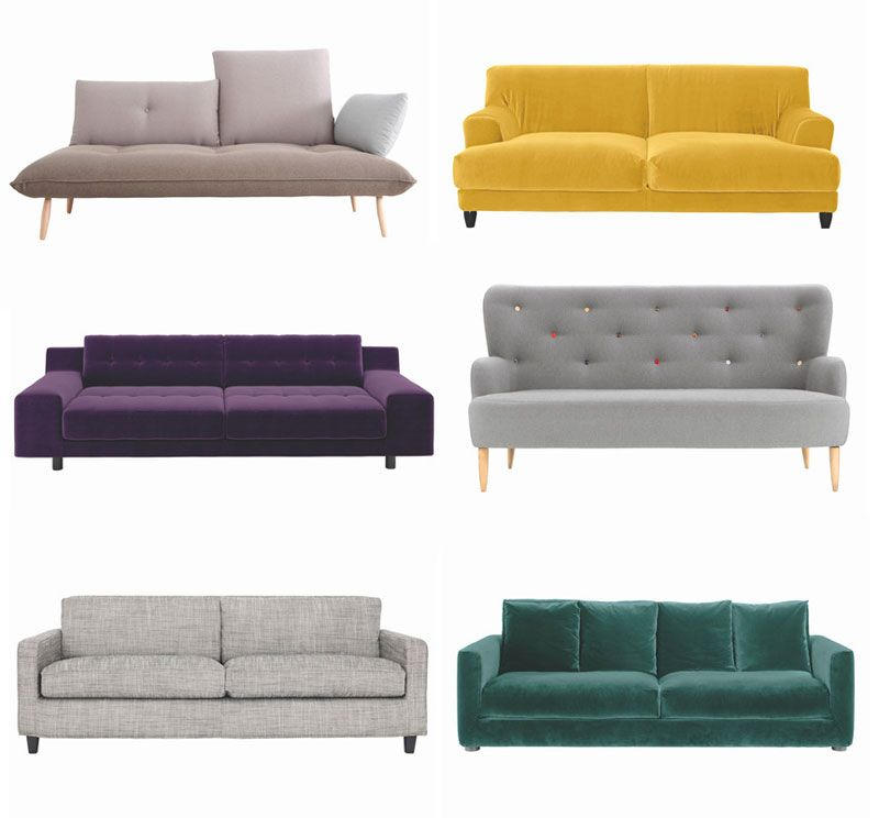 Sofa Trends 2017 With Habitat