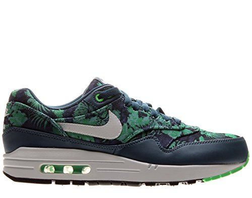 Nike Men's Air Max 1 GPX Space Blue/White/Black Jade Running Shoe 10 Men US $99.95 #buy #nike #sneakers See on https://inb4sales.com/deals/awesome-mens-shoes-to-wear#nike and scroll down