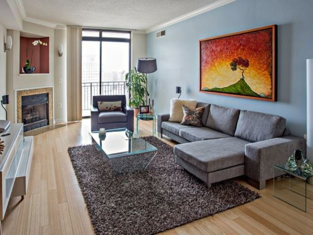 Farben für Wohnzimmer weiß hellblau grau kombinieren Diseño - wohnzimmer orange grau
