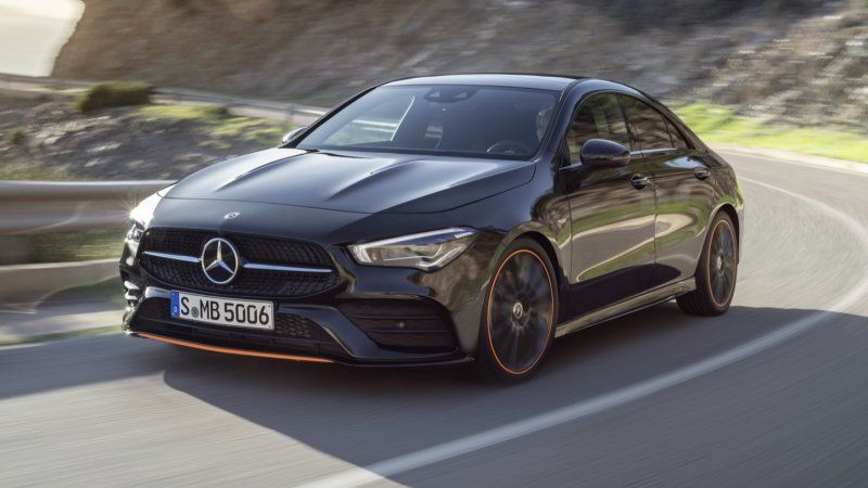 2020 Mercedes Cla Class Is Sleeker More Powerful Than Before
