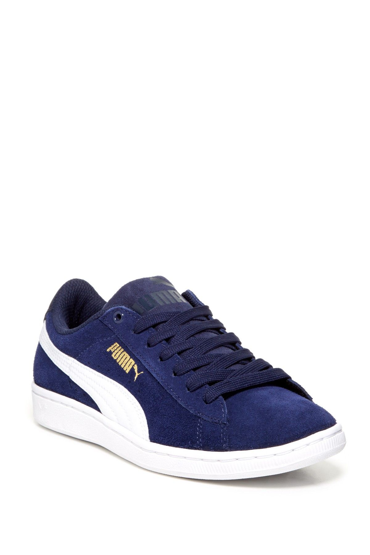 PUMA Vikky Suede Sneaker by PUMA on @nordstrom_rack