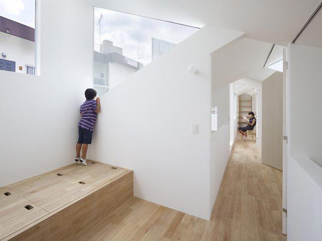Maison design japonaise