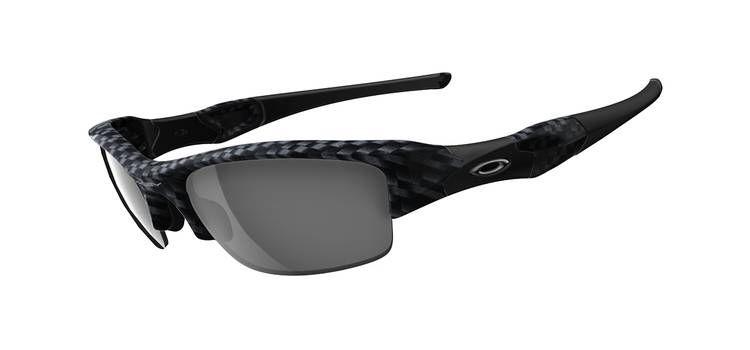 Oakley Sonnenbrille Flak Jacket, Dark Grey, One size, 03-910