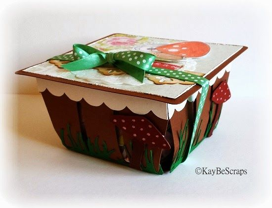 KayBeScraps: Boxes