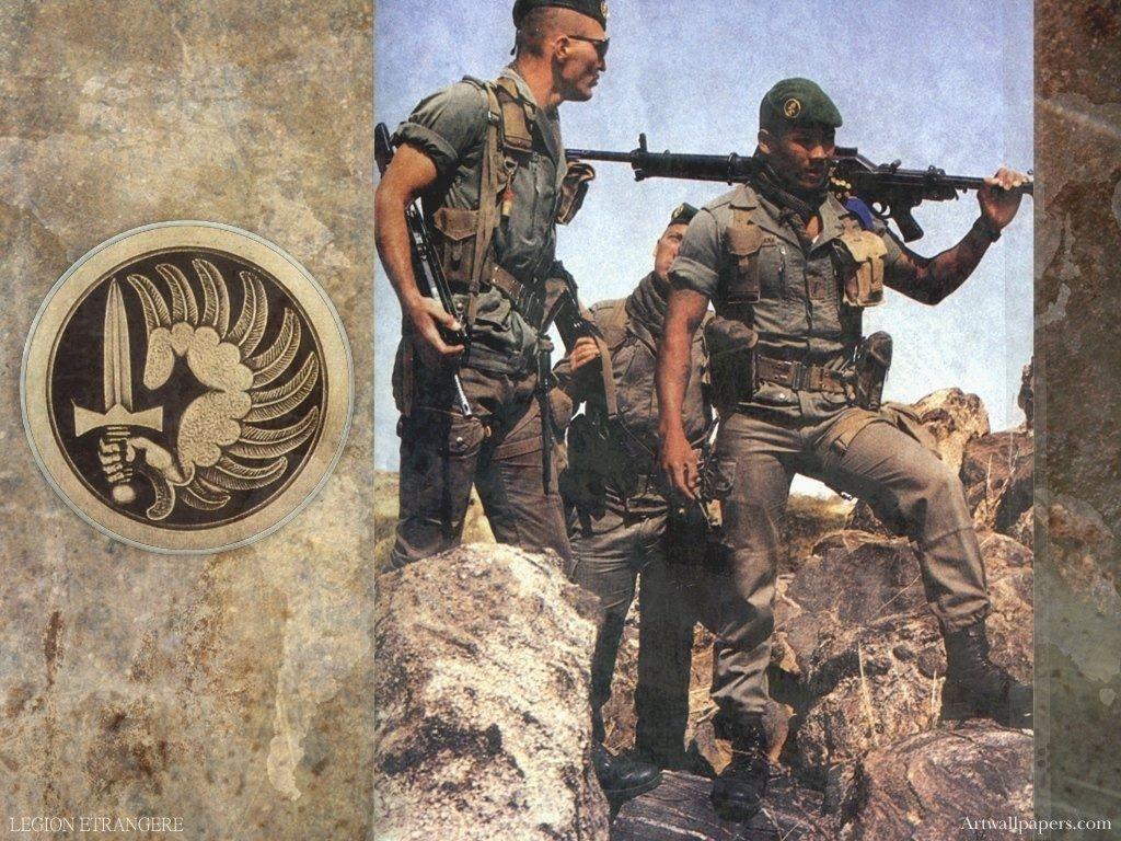 foreign legion поиск в char specialsoldier