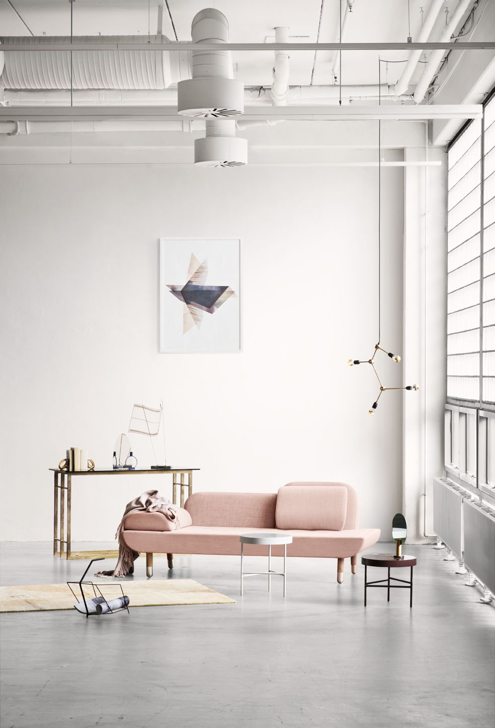 Heidi lerkenfeldt mood pinterest pink couch interiors and spaces