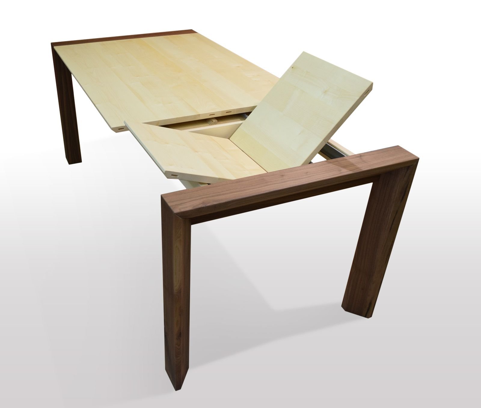 Tisch Ahorn Massiv Breite 80cm Lange Wahlbar Esstisch
