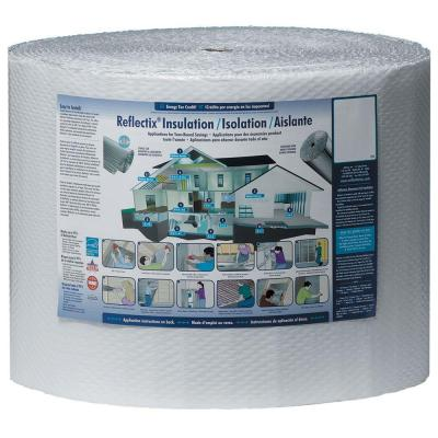 Reflectix 16 in. x 100 ft. White Single Reflective Insulation-RDBW16100 - The Home Depot