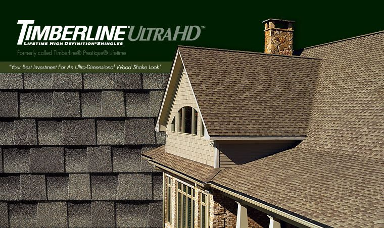 Best Gaf Timberline Lifetime Ultra High Definition Shingles 400 x 300