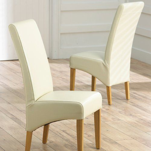 Essgruppe Ohio mit 8 Stühlen Home Etc Farbe (Stühle): Creme