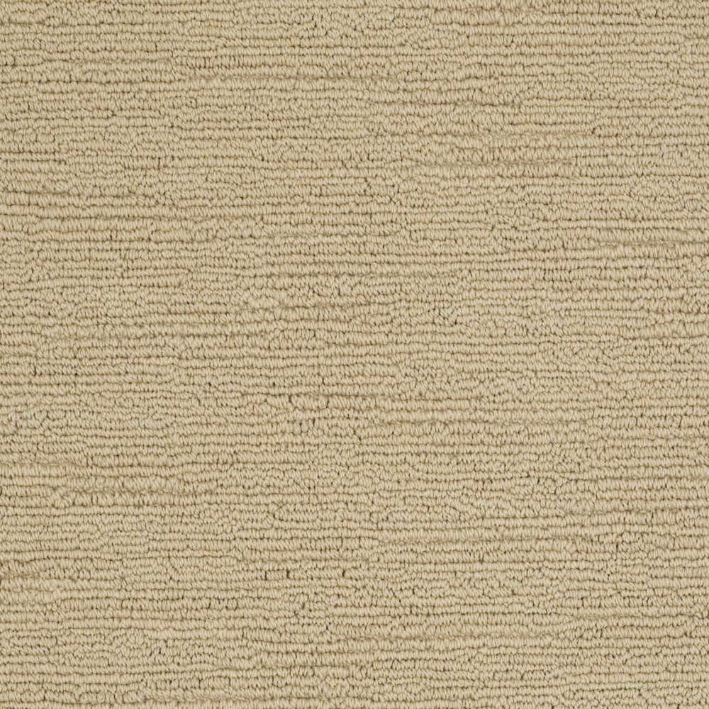 SoftSpring Majestic I - Color Wheat Bread 12 ft. Carpet