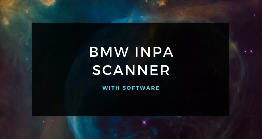BMW INPA Download & Installed on Windows XP/7/8/10 | Car