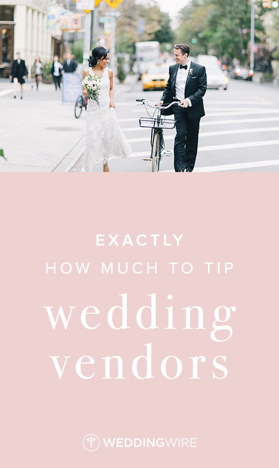How Much To Tip Wedding Vendors.Exactly How Much To Tip Wedding Vendors A Complete List Wedding