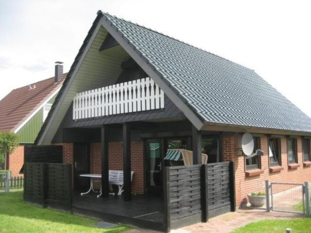 Ferienhaus Seeschwalbe Zaun, strandnah, Nordsee In