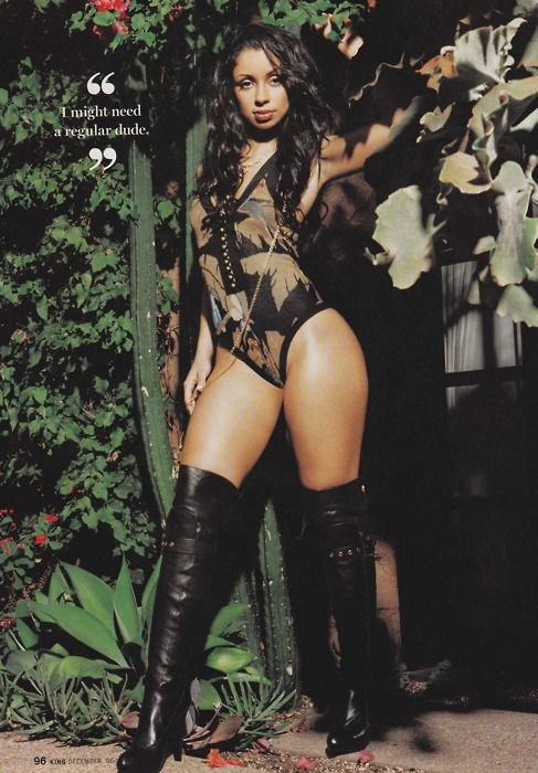 Mya King Magazine Cover