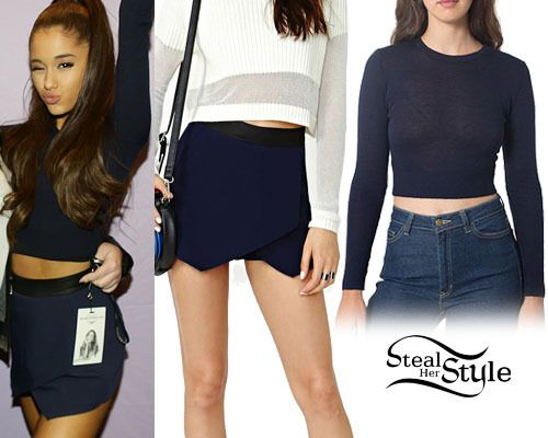 ariana grande - steal her style | steal their style ...