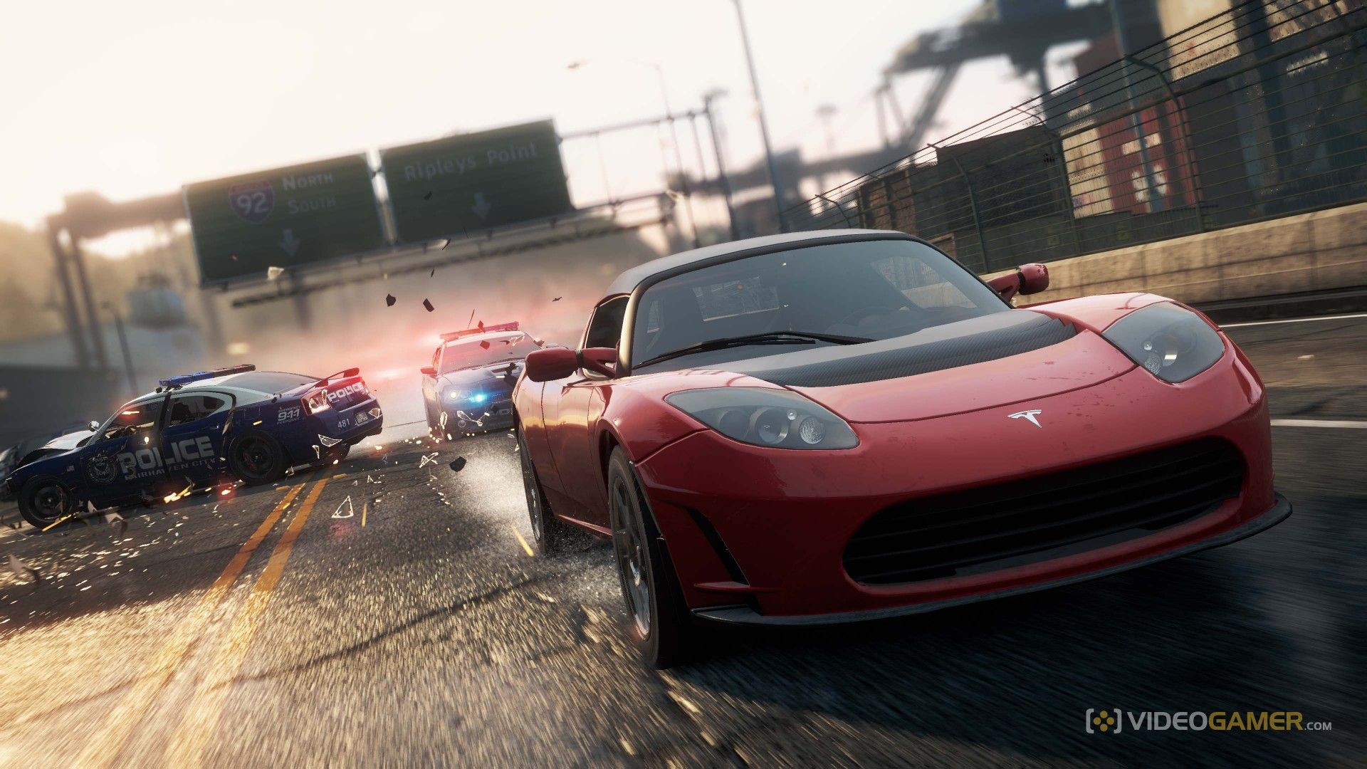 Explore tesla roadster more games and more