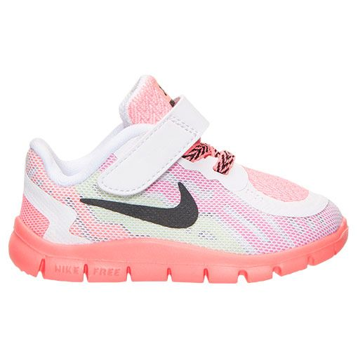 nike girls toddler free 5.0 running shoe