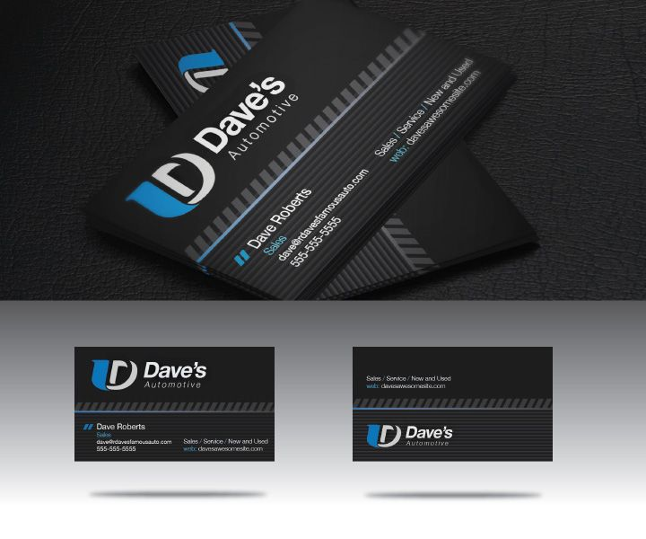 Auto Dealer Business Card Business Cards Invitations Post Cards