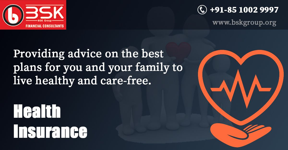 Bsk health insurance plans for family individuals and