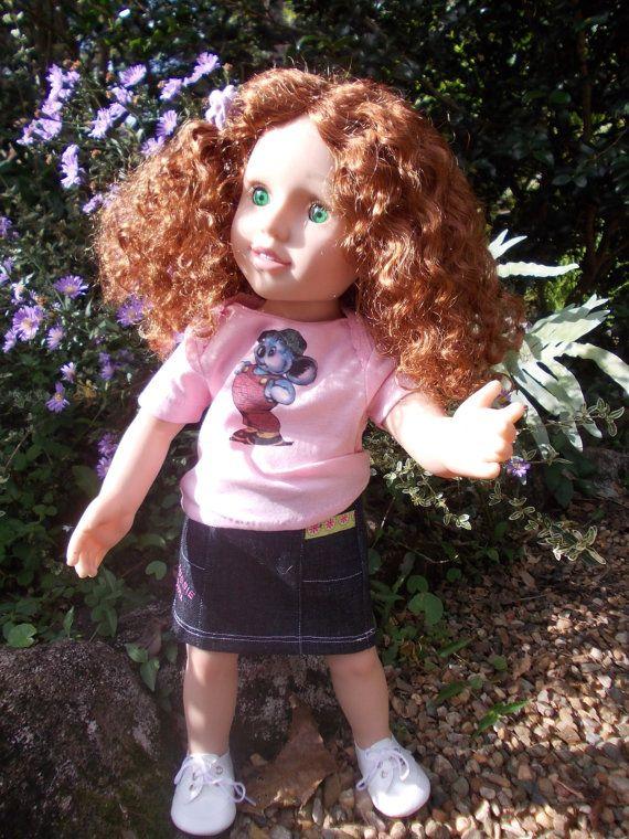 Australian Girl Doll clothes by joyandhappy on Etsy Girl