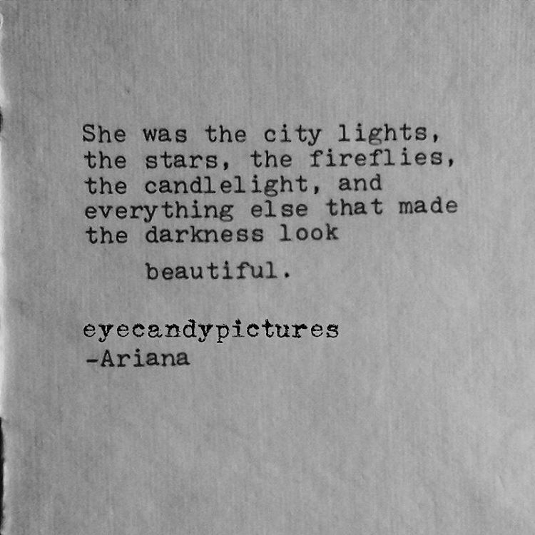 The Darkness Is Beautiful Link To My Shop In Bio Pinquotes Poem Poems Poetry Poetscommunity Poetsoninstagr Light Quotes City Lights Quotes City Quotes