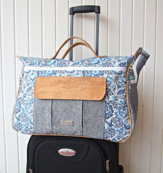 New The Dogwood Travel Duffel Bag Pdf Sewing Pattern