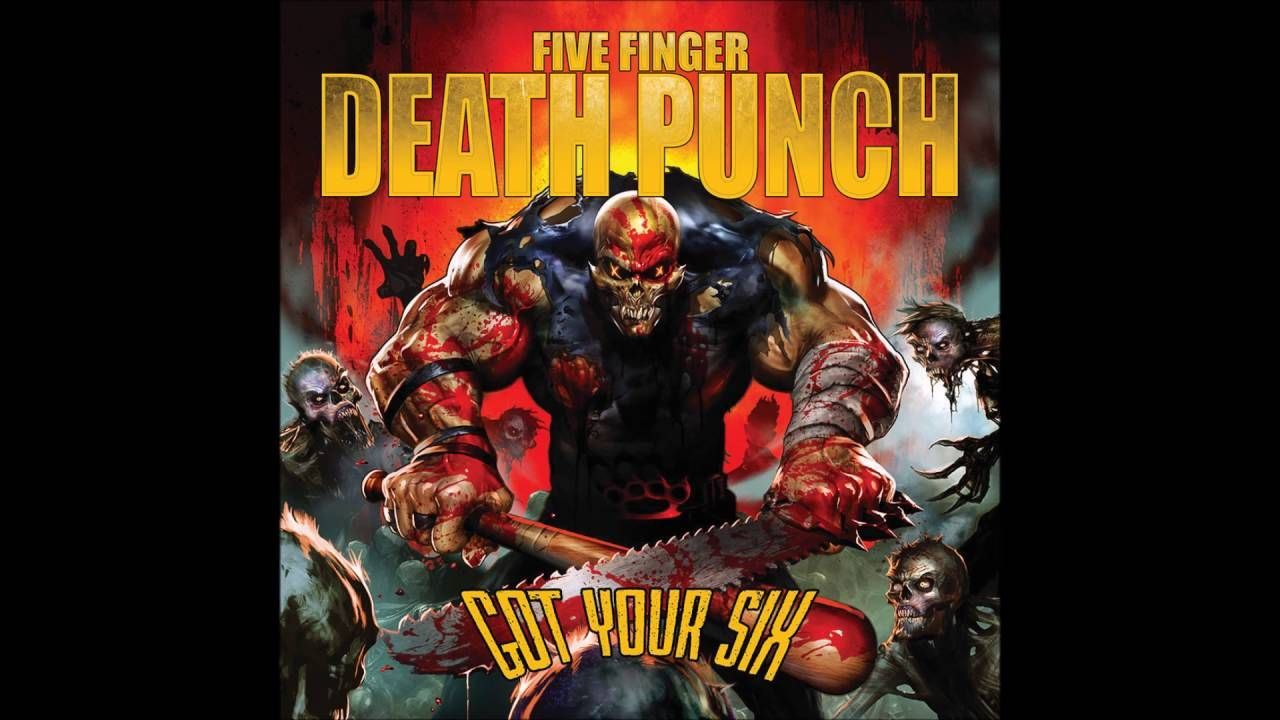 Five finger death punch jekyll and hyde