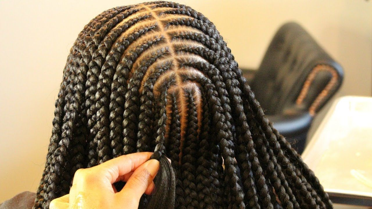 25 Best Warm Black Hair Color Examples You Can Find - #black #color #examples - #new # feed in Braids with accessories